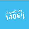 Location à partir de 140 euros Châteaux Events Virton