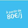 Location de château gonflable tarif 80 euros