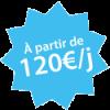 Location de structure à partir de 120 euros