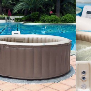 Nos spas gonflables ch teaux events location de chateau gonflable luxembou - Spa gonflable eau trouble ...