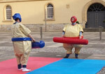 sumo gonflable pour soirée-evenement arlon, virton, luxembourg